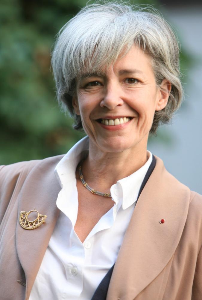 Claudie Hagnere conférencière chez Minds