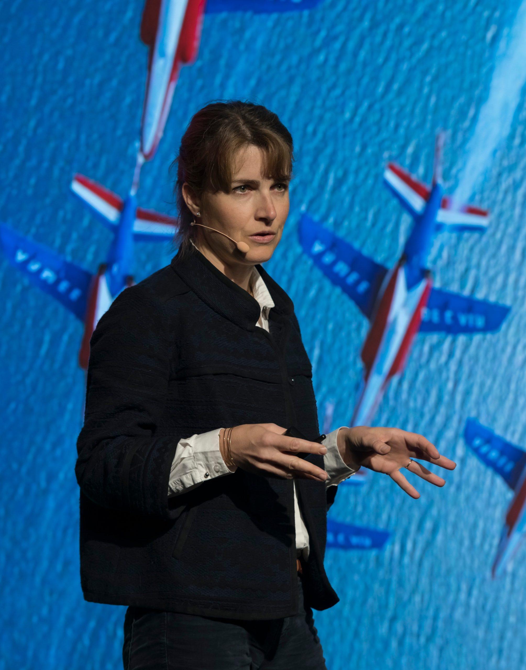 Virginie Guyot conférencière et experte chez Minds