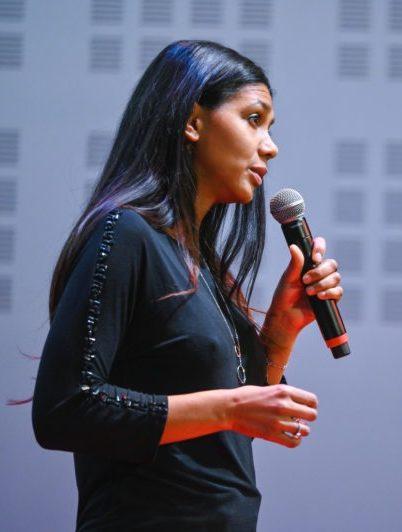 Tatiana Brillant négociatrice conférencière - Minds